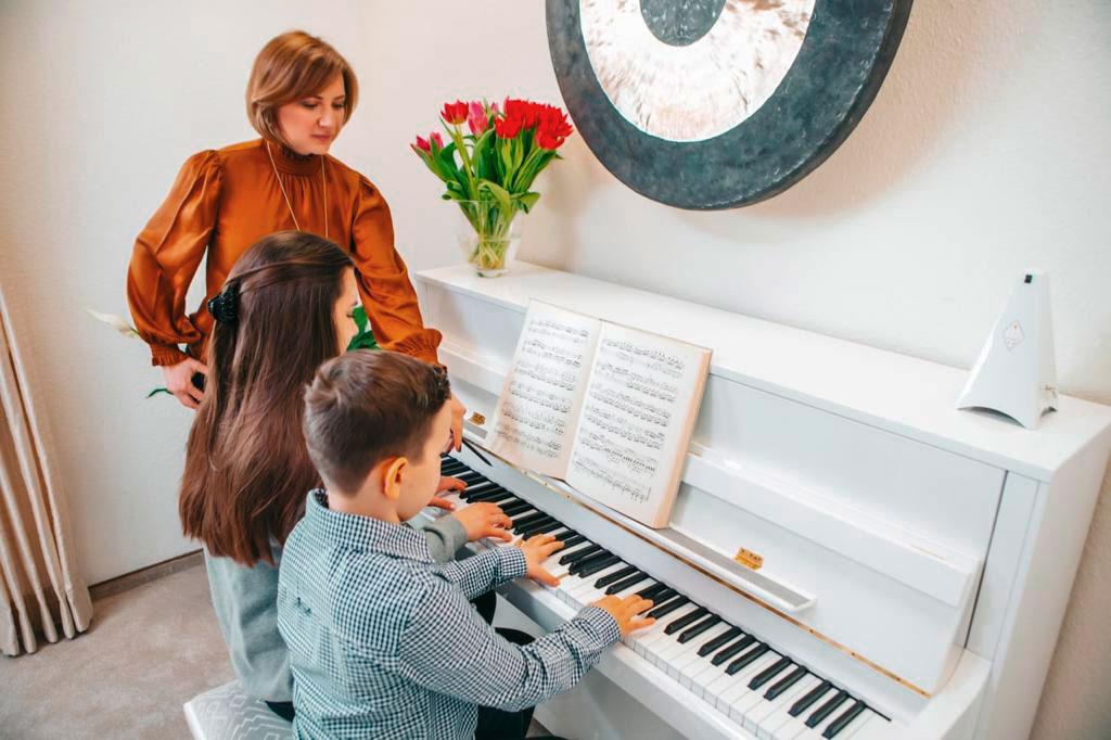 Pianoforum Recklinghausen Pianounterricht in Gruppen